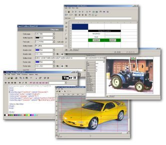 TigerII HTML Tools