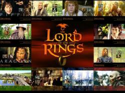Lord of the Rings by Ajay Desktop Theme