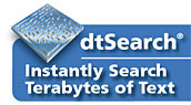 dtSearch Text Retrieval Engine