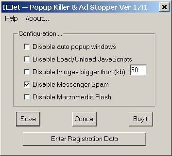 IEJet-Popup Killer and Ad Stopper