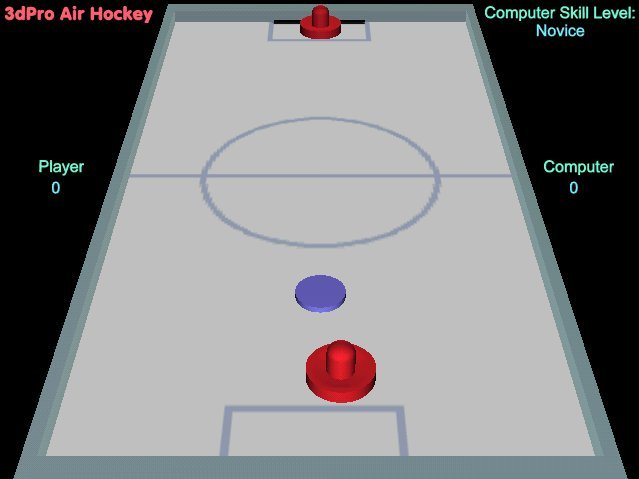 3dPro Air Hockey