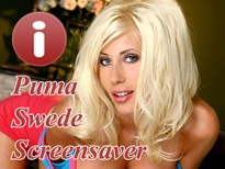 Puma Swede Adult Screensaver