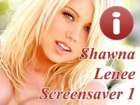 Shawna Lenee Adult Screensaver