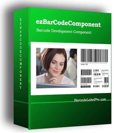 ezBarcodeComponent for winform .net