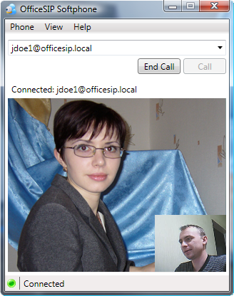 OfficeSIP Softphone