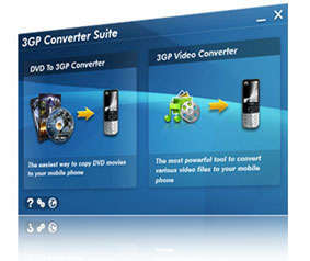 Aviosoft 3GP Converter Suite