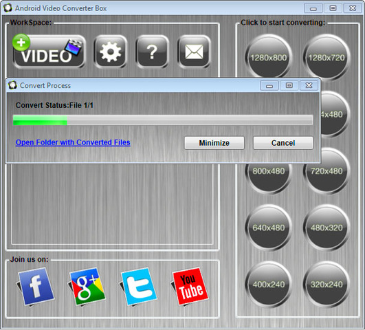 Video Converter Box for Android