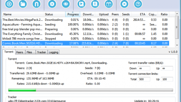 Yet Another uTorrent
