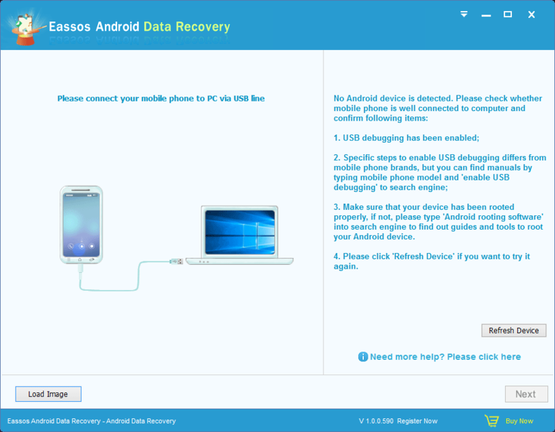 Eassos Android Data Recovery