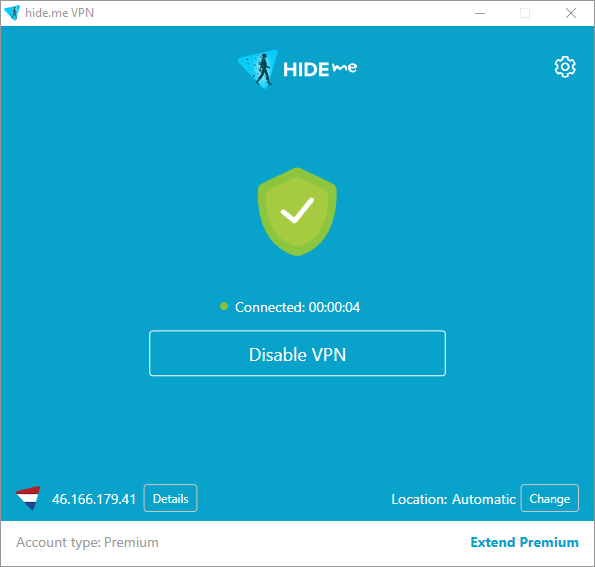 hide.me VPN for Windows