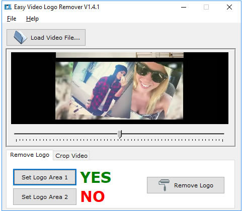 Easy Video Logo Remover
