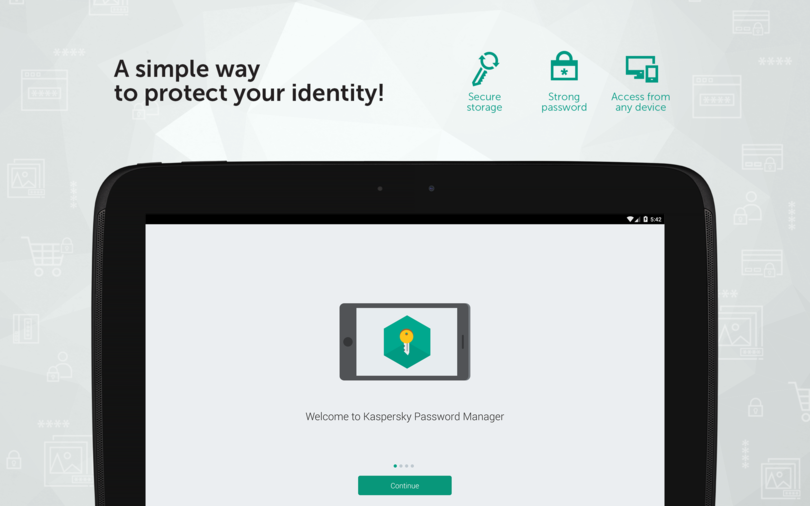 Kaspersky Password Manager for Android