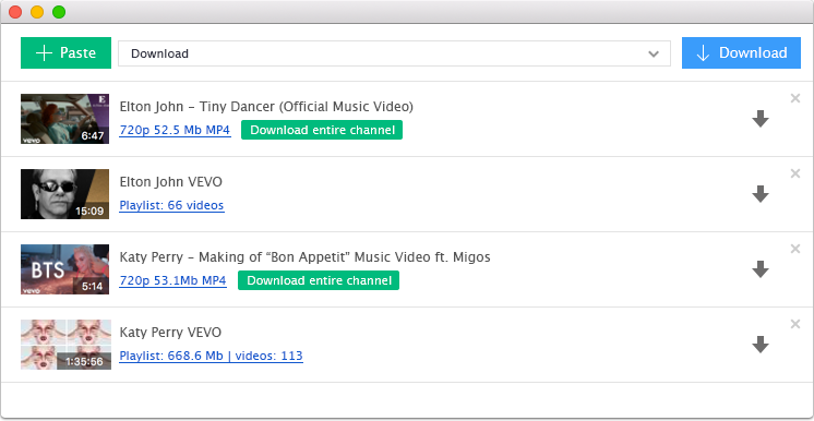 YouTube Playlist Downloader Free - Download Entire YouTube