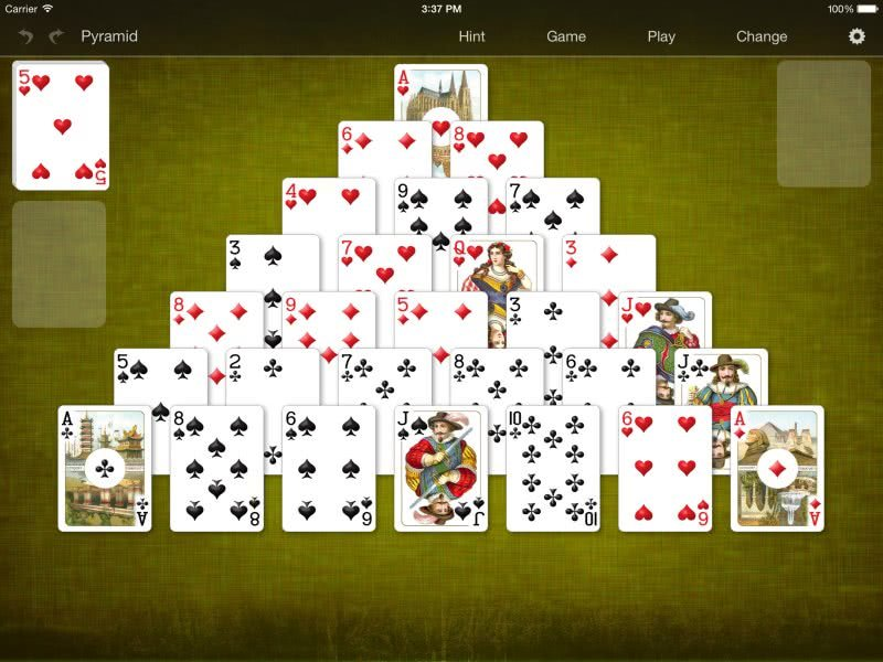 BVS Solitaire Collection for iOS