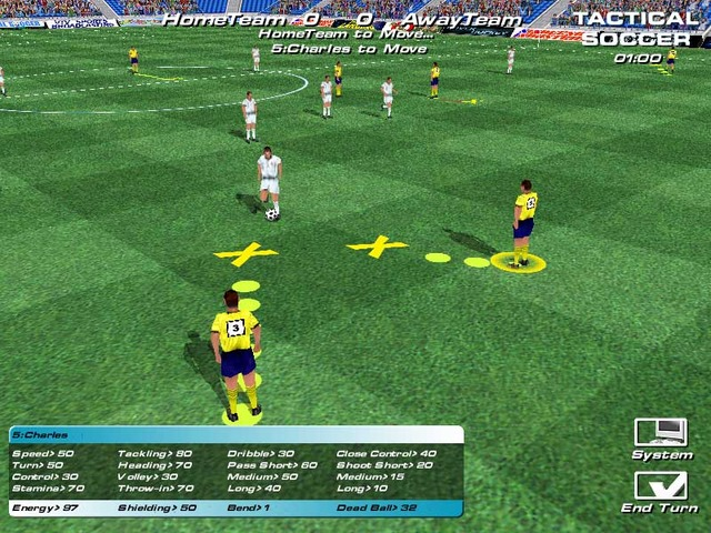 PlaceforGames: Tactical Soccer