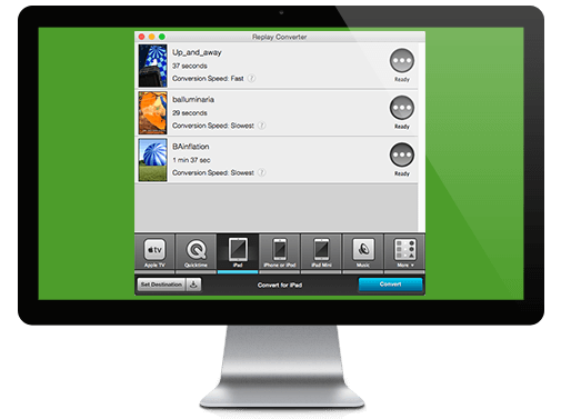 Replay Converter Mac