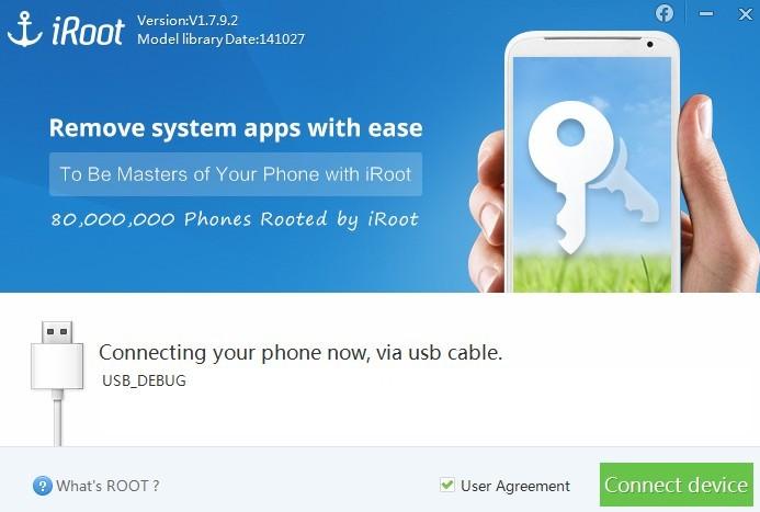 iRoot (for PC)