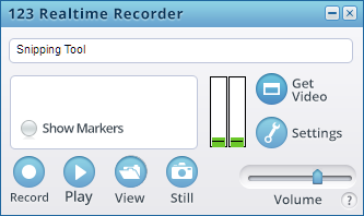 Realtime Recorder