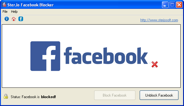 SterJo Facebook Blocker