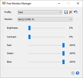 Free Monitor Manager