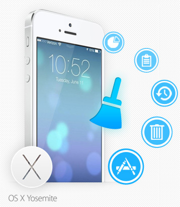 Macgo iPhone Cleaner for Mac