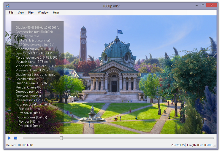 Media Player .NET MPDN