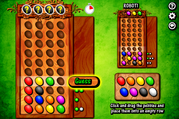Multiplayer Pebbles