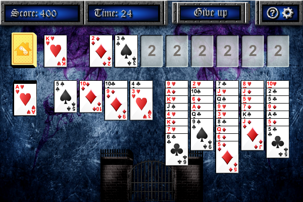 Demons and Thieves Solitaire