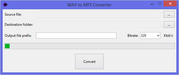 Best WAV To MP3 Converter