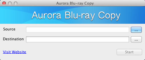 Aurora Mac Blu-ray Copy