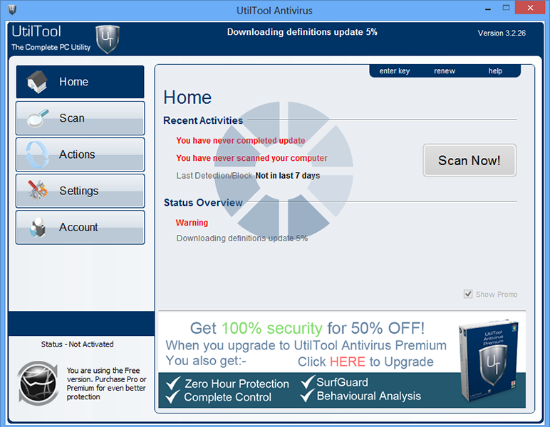 UtilTool Antivirus