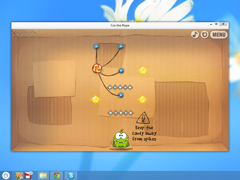 Cut the Rope for Pokki
