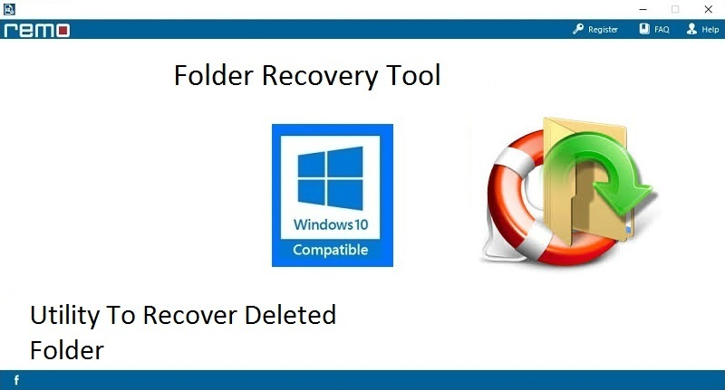 Folder Recovery Tool
