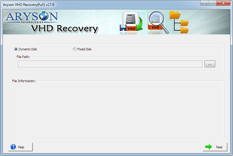 Virtual Hard Disk Recovery
