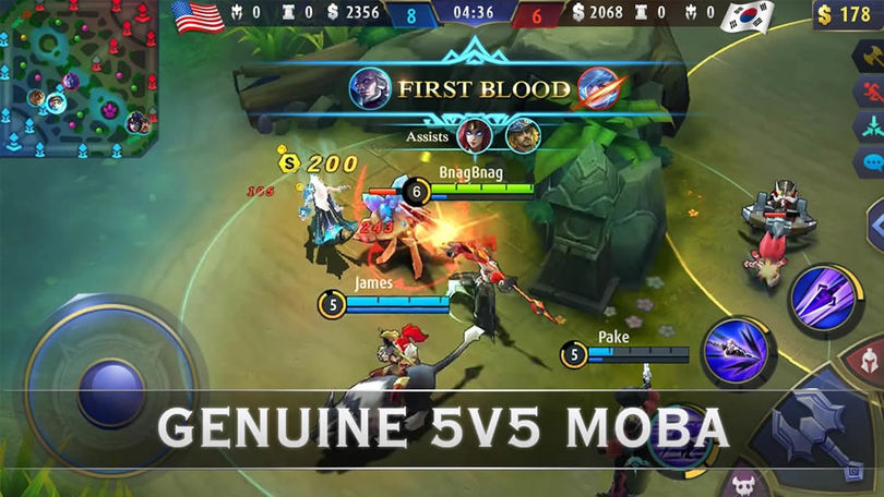 Mobile Legends Download