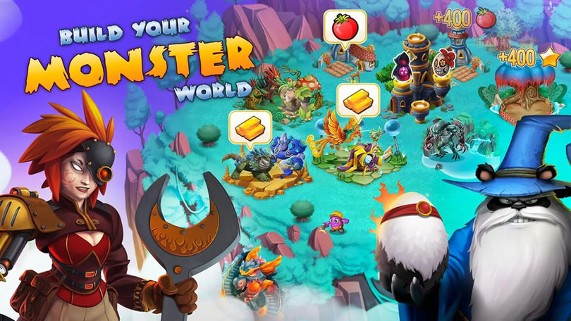 Monster Legends RPG on PC