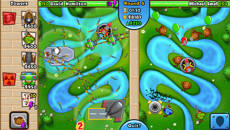 Bloons TD Battles on PC