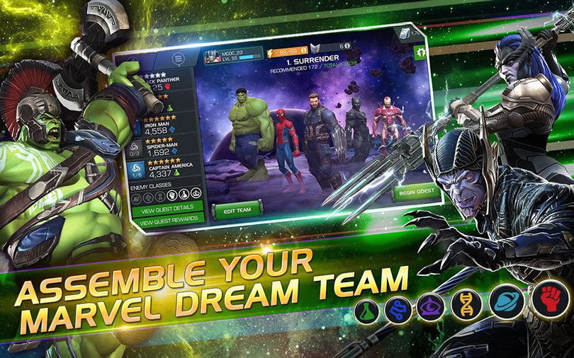 MARVEL Contest of Champions for Windows