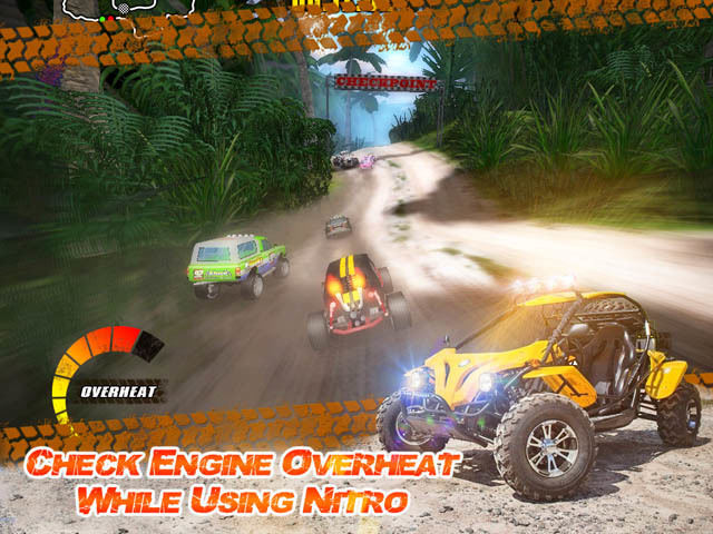 Jungle Racers Advanced