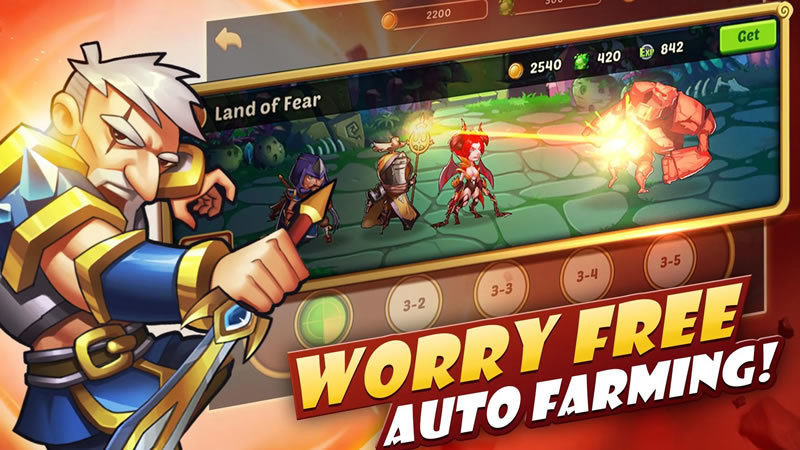 Idle Heroes for PC Download