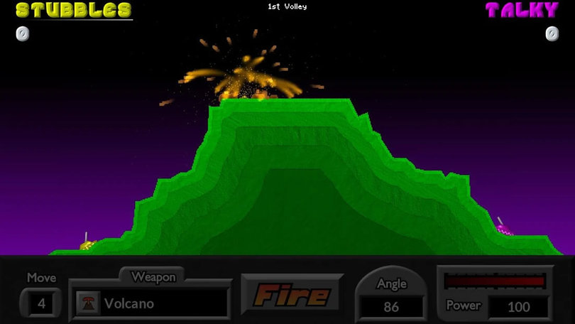 Pocket Tanks on PC