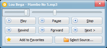 Vov Music Player