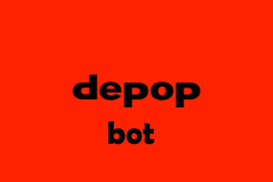 Depop follow bot