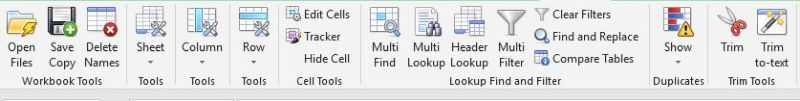 mightymacros Excel Utilities