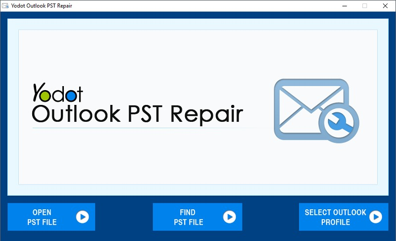 Yodot Outlook PST Repair