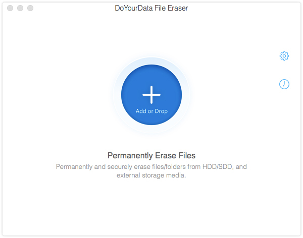DoYourData File Eraser for Mac