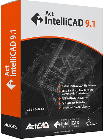 Act Intellicad Standard 64 Bit