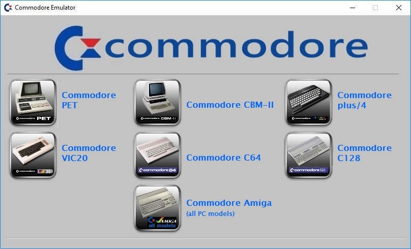 Commodore Emulator