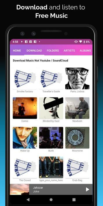 Download music, Free Music Player