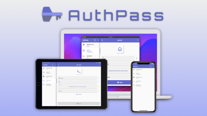 AuthPass for MacOS